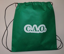 Borsa regalo per i soci CAO