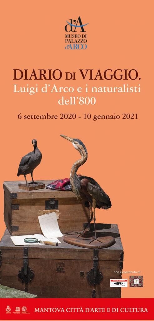 Copertina 2 Mostra Luigi D'Arco e i Naturalisti dell'800