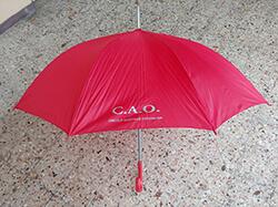 Ombrello regalo per i soci CAO 2021