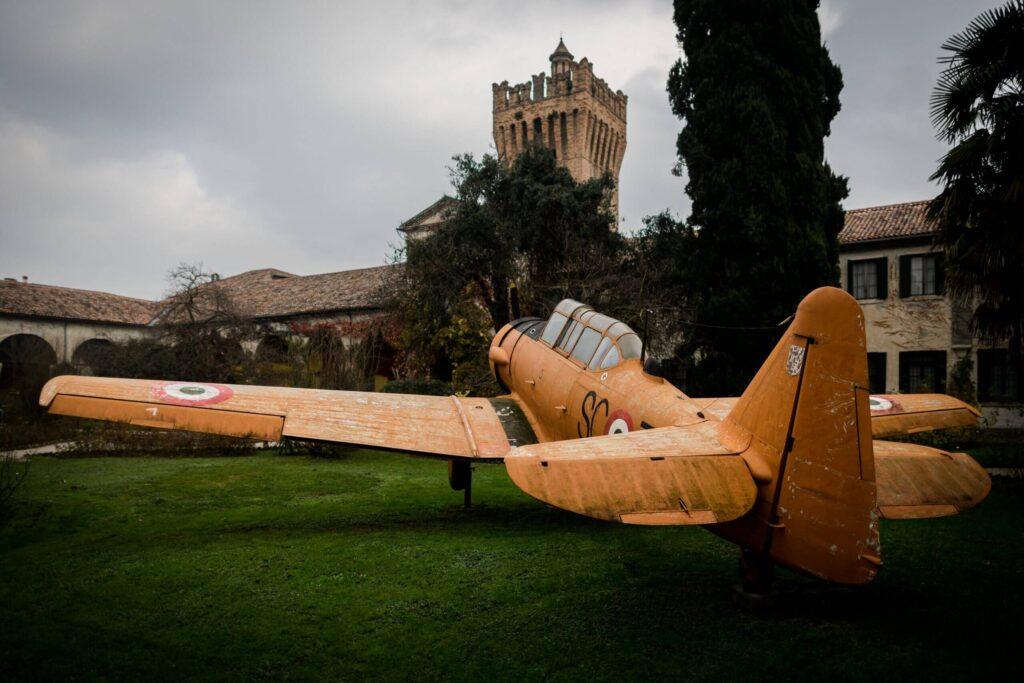 Castello di San Pelagio Museo del Volo