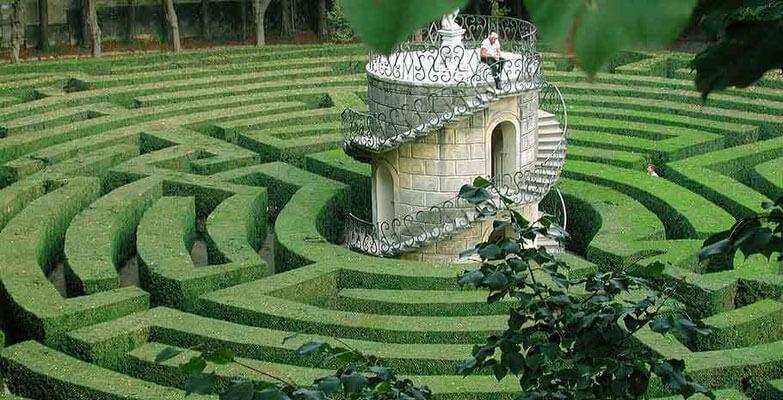 Giardino Monumentale di Valsanzibio Villa Barbarigo